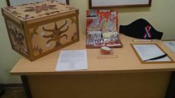 Экскурсия на выставку по итогам проекта Литературный багаж