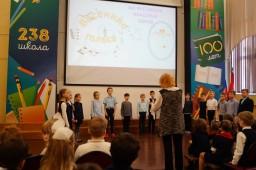Фестиваль классных хоров «Весенние голоса». 1-4 классы