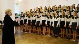 "Районный конкурс ""Хоровая мозаика"""