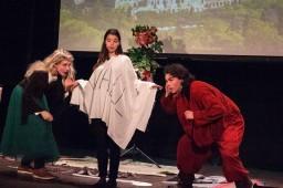 открытие Международного Школьного Шекспировского фестиваля