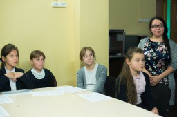 """Посвящение в отряд ЮИД """"Дорожный ГИД"""""""
