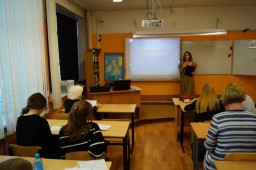 День науки и культуры XIII Игнатьевские чтения. Учащиеся 9-11классов