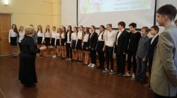 """Фестиваль классных хоров """"Весенние голоса"""", 1-4 классы"""