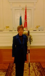 11 декабря прошло торжественное награжление Кузнецовой Н.И