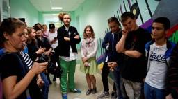 """Всероссийский проект """"Арт-лаб». 10А, 10Б"""