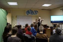 Мастер-класс (для педагогов и учащихся) «Как рассказывать аудиовизуальные истории»