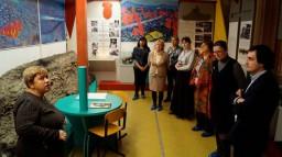 Заседание методического объединения руководителей музеев школы