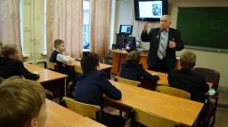 Уроки мужества, посвященные 74-й годовщине снятия и 75-й годовщине прорыва блокады Ленинграда
