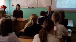 Уроки мужества, посвященные 76-й годовщине снятия блокады Ленинграда