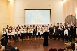 Благотворительный концерт в пользу Центра социальной реабилитации инвалидов и детей-инвалидов Адмиралтейского района» для родите