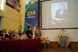 Вечер встречи выпускников, посвященный 100-летию школы.