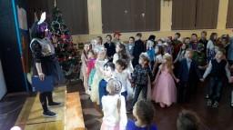 Новогодний праздник для 1-4 классов