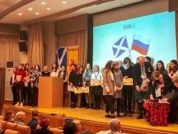 """Открытие """"Дней Шотландии"""" в Санкт-Петербурге"""