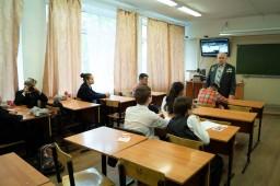 Уроки Мужества, посвященные 74-й годовщине Победы в Великой Отечественной войне