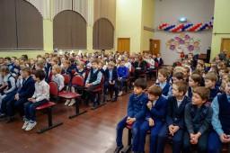 """Открытие VI фестиваля """"Классных проектов"""""""