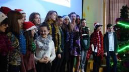 Новогодний праздник 5-11 классов