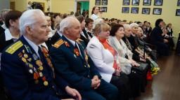 Праздничный концерт, посвященный Дню Победы в Великой Отечественной войне