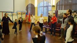 Мастер-класс (для учащихся) «Актерское мастерство»