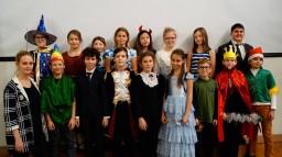 Театральные постановки на английском язык
