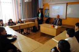 Уроки мужества, посвященные 75-й годовщине полного освобождения Ленинграда от вражеской блокады