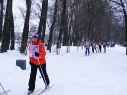 Лыжня России 2018