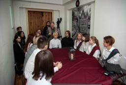 Литературная гостиная в рамках празднования Дня Рождения Роберта Бёрнса