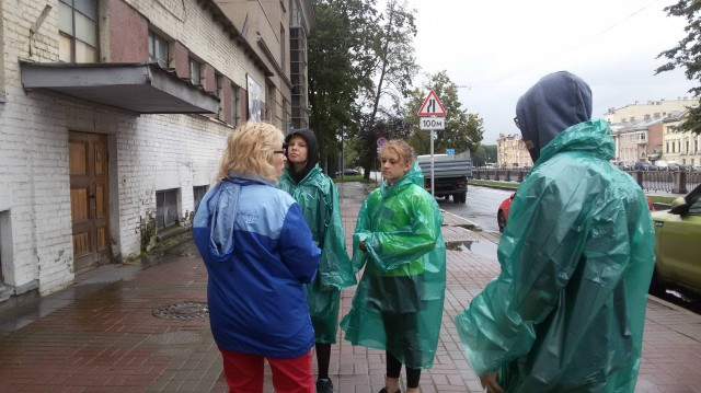 14 сентября учащиеся нашей школы успешно участвовали в городском квесте «Маршрут памяти», посвященном блокаде Ленинграда