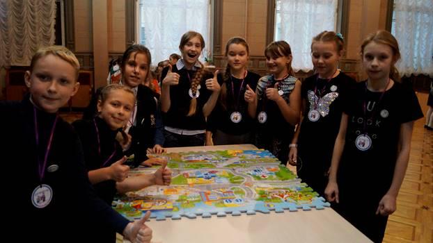 Участие в районном конкурсе «Зеленый огонек».