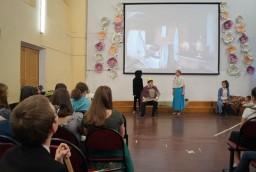 Театральный проект «Легенды о короле Артуре». 7А, 7Б, 6А, 6Б классы